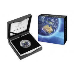 Новая австралийская монета посвящена планете Земля