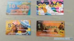 Осуществлен очередной выпуск альтернативных денежных знаков Мексики