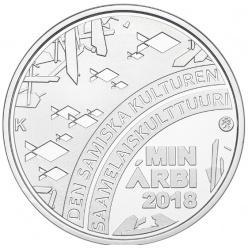 В Финляндии выпустят памятную монету, посвященную саамской культуре