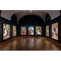 В Вене открылась выставка работ немецкого художника Рюланда Фрюауфа Старшего