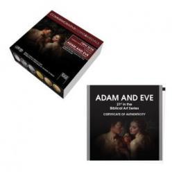 Адам и Ева изображены на монетах Израиля