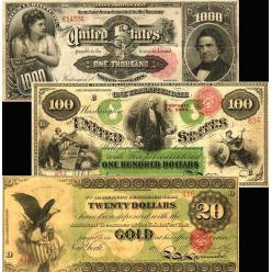 Стали известны результаты аукционов по продаже коллекции банкнот Джоэля Андерсона