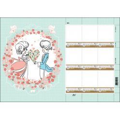 Укрпочта подготовила сюрприз ко Дню влюбленных и 8 Марта