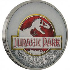 В Новой Зеландии выпущена монета в честь «Парка Юрского Периода»