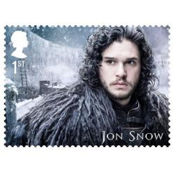 Британия выпустит марки с героями «Игры престолов»
