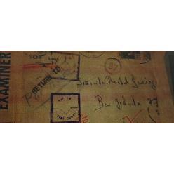 В Испании нашли письмо, которое было написано в годы Холокоста