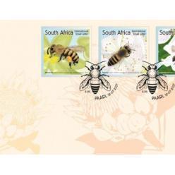 В ЮАР выпустят почтовые марки с пчелами