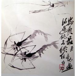 В Китае полиция задержала преступников, которые занимались изготовлением и продажей подделок работ известных художников