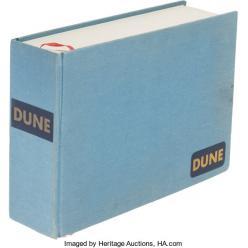 На аукцион выставлено первое издание «Дюна» Алехандро Ходоровски