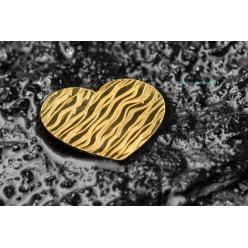 Очередную монету в форме сердечка представила компания Coin Invest Trust