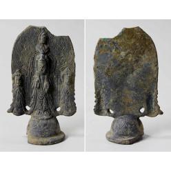 Археологи Кореи обнаружили «Триаду Будды»
