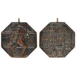 Медаль за участие в Олимпиаде 1904 года попала на торги