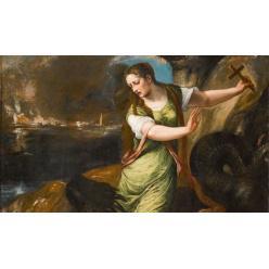Картина из коллекции Карла I выставлена на аукцион