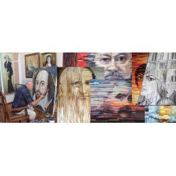 Выставка Владимира Слепченка в «Софии Киевской»