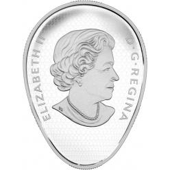 В Канаде представили необычную монету в честь НЛО