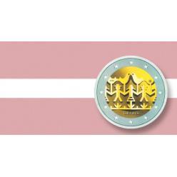 В Литве представили монету в честь национального фестиваля