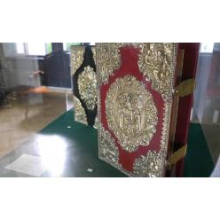 В Софии Киевской стартовала экспозиция старопечатных книг «Митрополит и книга»