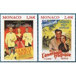 В Монако презентовали марки в честь знаменитой актрисы и княгини
