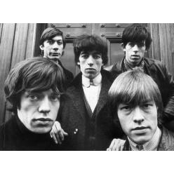 Редкий снимок The Rolling Stones оказался на торгах