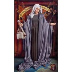 Почтовая марка «Благословенная Дорота из Монтау» выпущена в Польше