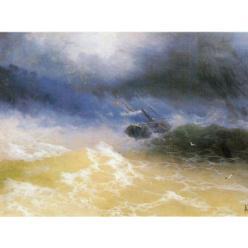 В Праге картину Айвазовского продали за € 600 000