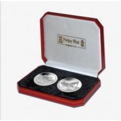 Монетный двор Pobjoy занялся выпуском олимпийских монет