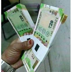 В Индии анонсирован выпуск обновленной банкноты номиналом 20 рупий