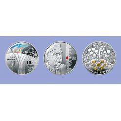 У 2018 року кількість реалізованих Нацбанкном України пам'ятних монет зросла майже в три рази