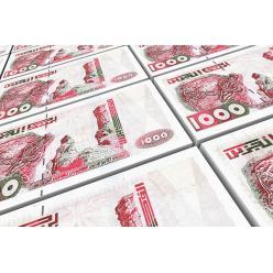 В Алжире анонсировали выпуск банкнот нового типа