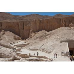 В Египте выявлена неизвестная гробница