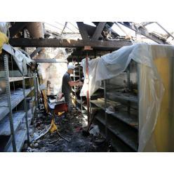 Во Франции пожар в местном музее уничтожил экспонаты