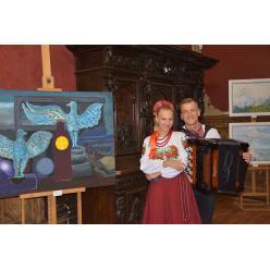 В Киеве открылась выставка работ современных армянских художников