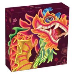 В Австралии отчеканили монету, посвященную главному символу китайских новогодних праздников
