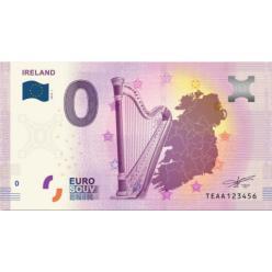 Купюра с нулевым номиналом появилась в Ирландии