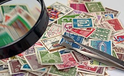 На аукционе в Висбадене (Германия) за € 1,26 млн была продана редкая почтовая марка