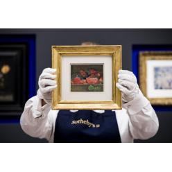 В Великобритании натюрморт Лучиана Фройда ушел с молотка за 1,2 миллиона фунтов стерлингов