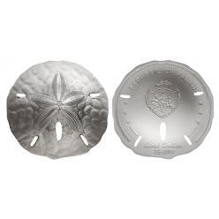  Компания Coin Invest Trust выпустила монету «Песчаный доллар», которая непременно принесет удачу владельцу