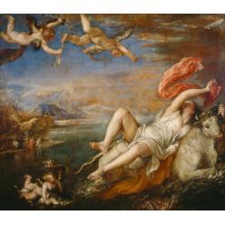 В лондонской Национальной галерее впервые за 300 лет картины из живописной серии Тициана будут демонстрироваться на одной выставке