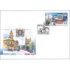 Марка «Витебск» будет выпущена в Беларуси