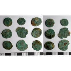 Клад из римских монет нашли британские кладоискатели