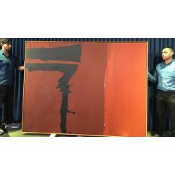Обнаружена картина Роберта Мазервелла, похищенная 40 лет назад