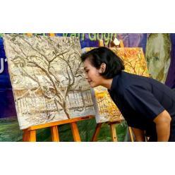 Картина, приобретенная в антикварной лавке за $ 29, может оказаться работой Ван Гога