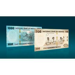   В Руанде в наличном обращении зафиксированы обновленные банкноты