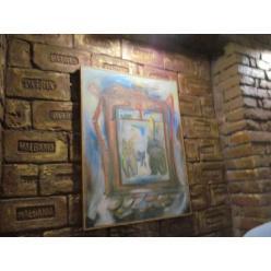 В Черновцах состоялось открытие выставки Владимира Конева