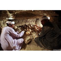 Гробницу с мумиями возрастом 3,5 тысячи лет обнаружили археологи в Египте