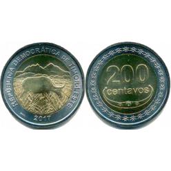 Монета необычного номинала выпущена в обращение в Восточном Тиморе