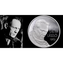На новой венгерской монете представлен Ласло Лайта