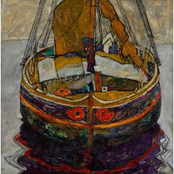 Картина Эгона Шиле впервые появится на открытых торгах