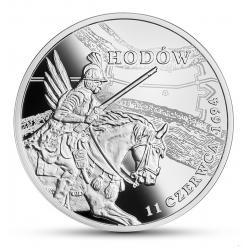 Монета, посвященная сражению под Годовом, выпущена в Польше
