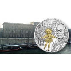 Во Франции отчеканены монеты общеевропейской серии «Эпохи Европы»